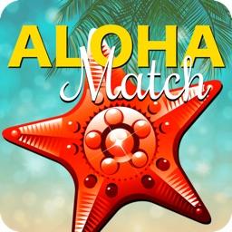 Aloha Match - FREE Beach Matching Game