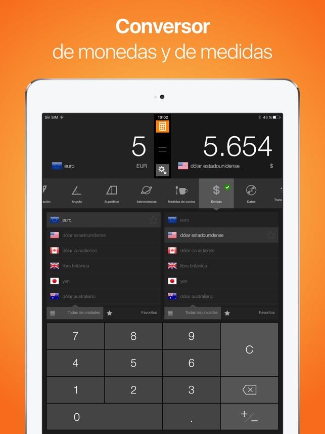 CalConvert: Calculadora CE en App Store