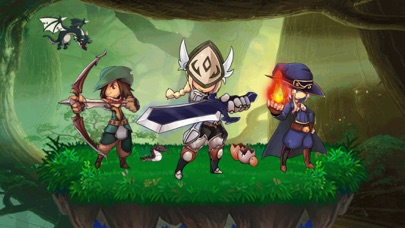Action Fighters screenshot one