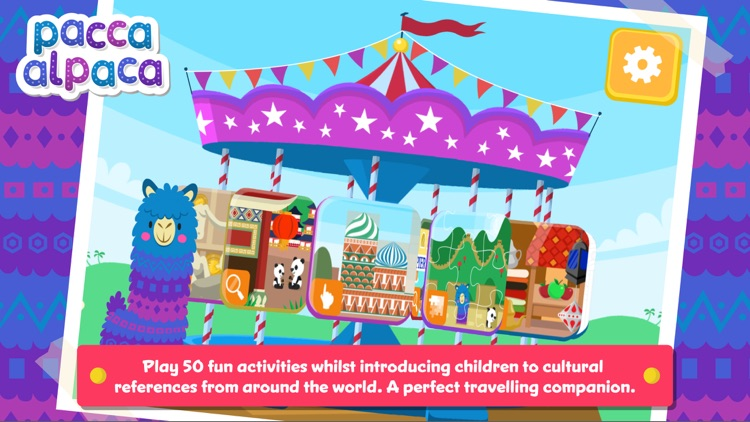 Pacca Alpaca Travel Playtime screenshot-0