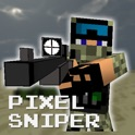 像素狙击手 (Pixel Sniper) - Zombie Hunter Sniper Mini Survival Game icon