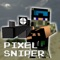 PixelSniper - Zombie Hunter Sniper Mini Survival Game