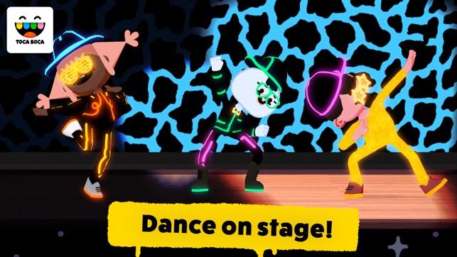 Toca Dance