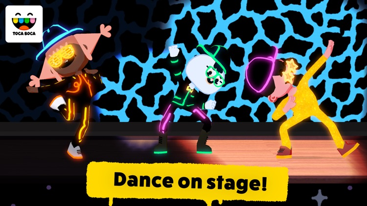 Toca Dance screenshot-3