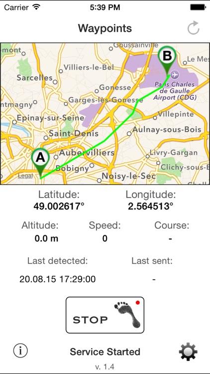 OpenGTS™ Tracker