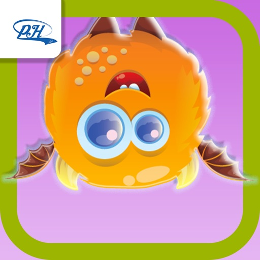 Flying Adventure - A Cute Monster Story