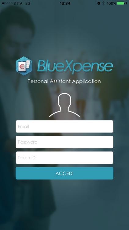BlueXpense