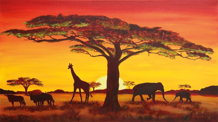 Safari Animals Wallpaper Safari Games By Janice Ong HD Wallpapers Download Free Images Wallpaper [1000image.com]