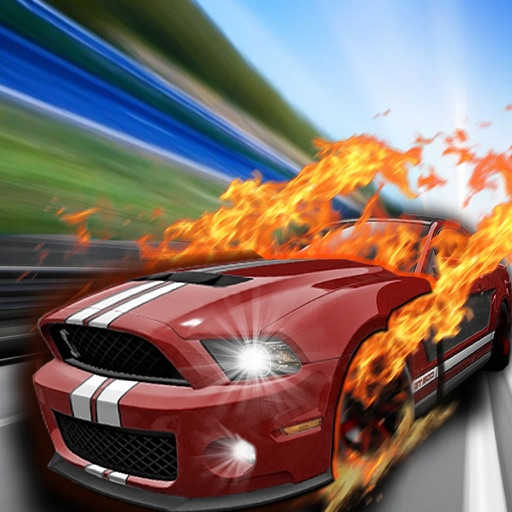 Car Driving Chase - Racing Rush Simulator Game