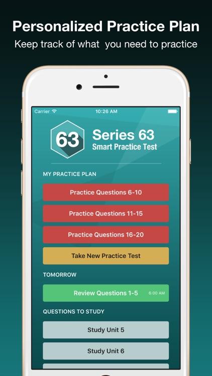 Series 63 Smart Practice Test Prep 2016 - FINRA Uniform Securities Agent State Law Exam Preparation