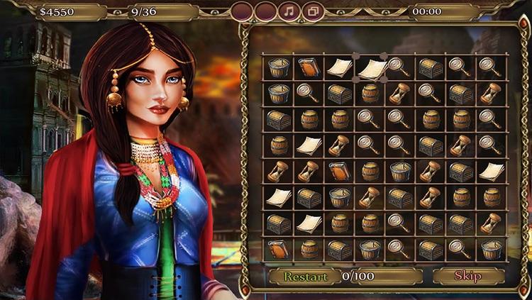 Sacred Elements-Fire-Hidden Object Game screenshot-4