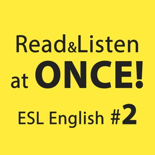 ENGLISH ESL 2 READ AND LISTEN AT ONCE!: SHORT STORIES COLLECTION on