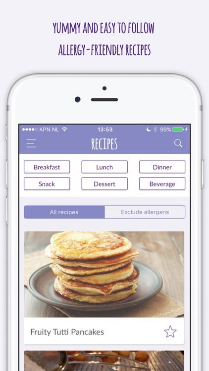 Neocate Village - Allergy App