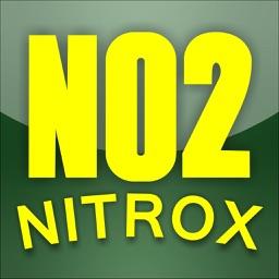 Nitrox merüléstervezés