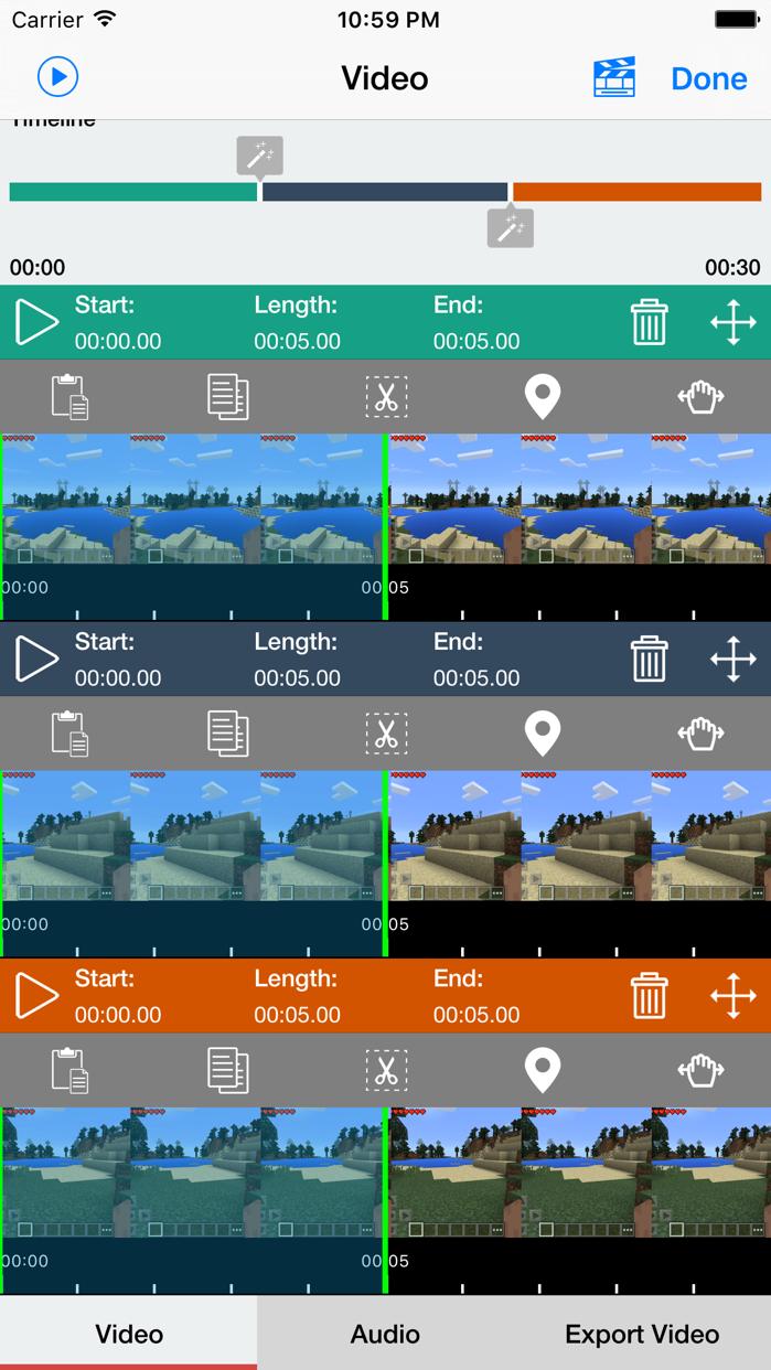 Pro Editor - Video Maker for FaceBook & Youtube Screenshot