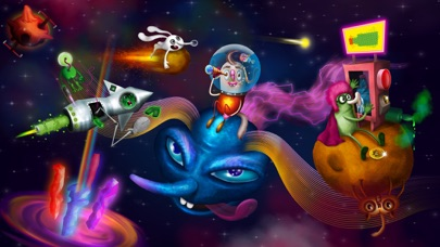 Snot & Fluff - A Space Adventureのおすすめ画像4