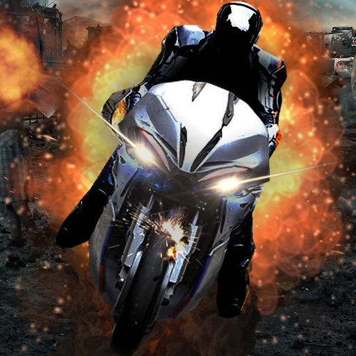 Amazing Speed On Motorcycle - Extreme Speed Amazing Biker icon