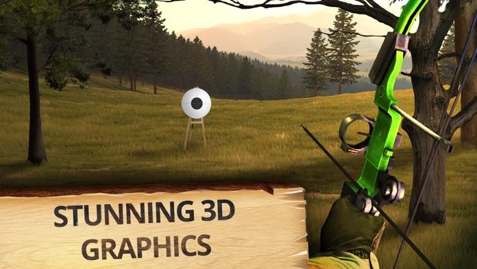 Archery Champion FREE:  3D Bow Tournament Master - target shooting Screenshot