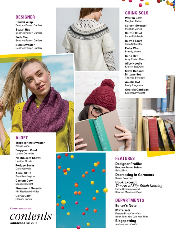 Knitscene Magazine screenshot-2