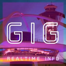 GIG AIRPORT - Realtime, Map, More - RIO DE JANEIRO-GALEÃO INTERNATIONAL AIRPORT