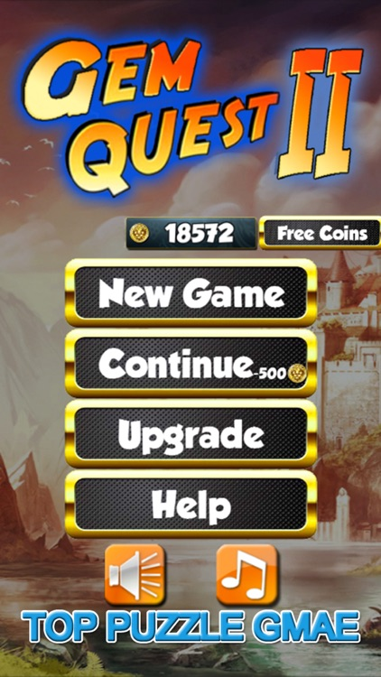Super Gem Quest 2 Blast Mania screenshot-4