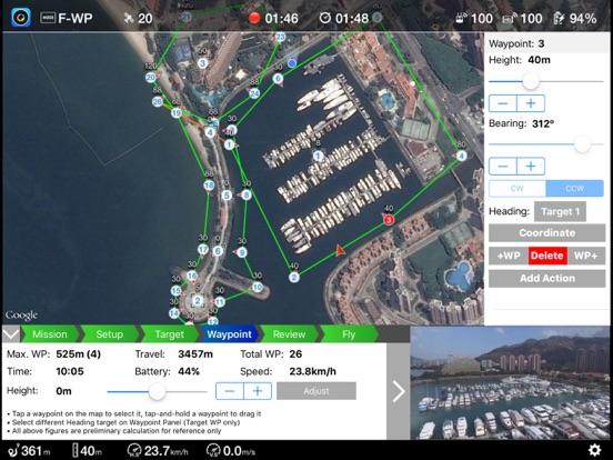 FPV Camera for DJI - AppRecs