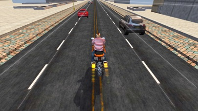 Highway Traffic Bike Escape 3D - Be a Bike Racer In This