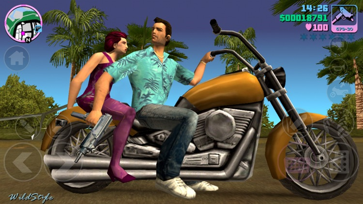 Grand Theft Auto: Vice City screenshot-3