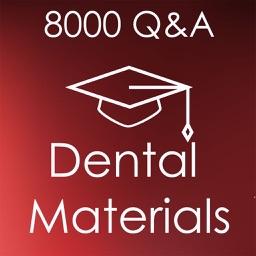 Dental Materials: 8000 Flashcards Exam Review Q&A