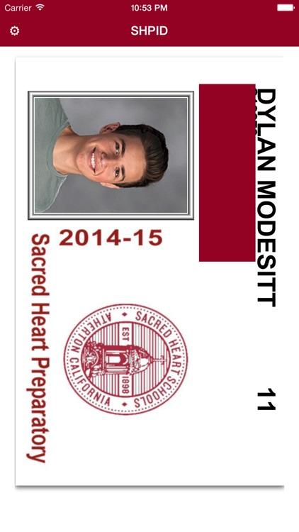 SHP ID Card