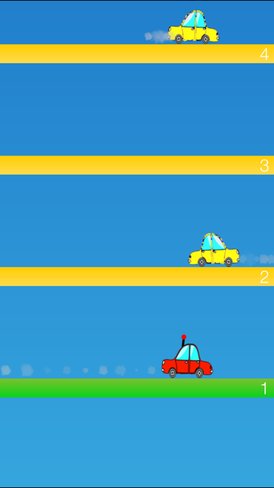 Car Jumper 5 - Super Fun Flying Racing Cars