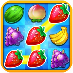 Lovely Fruit Splash Matching