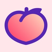 Peach — share vividly