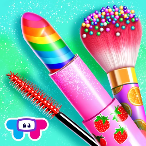 Candy makeup sweet salon game for girls hack tool for Salon games free download