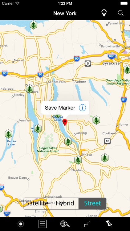New York State Parks & Recreation Areas screenshot-4
