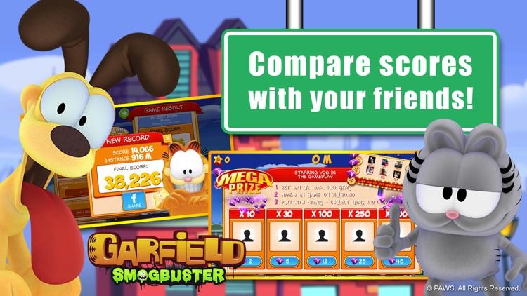 Garfield Smogbuster screenshot-3