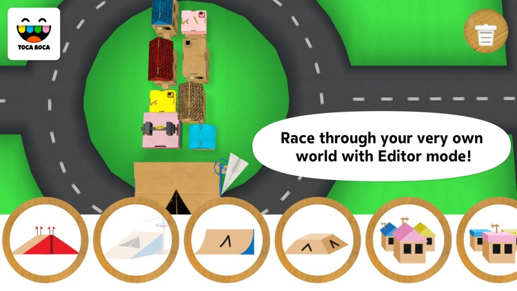 Toca Cars screenshot-2