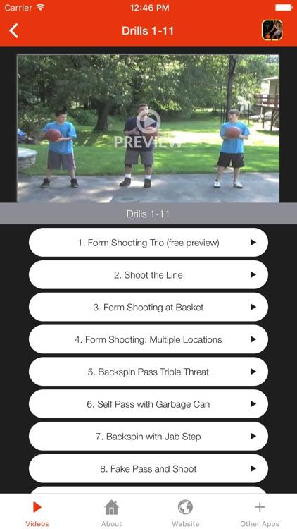 Offensive Basketball Drills