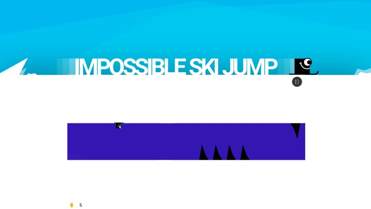 Impossible Ski 2 : Gravity Rush screenshot-4