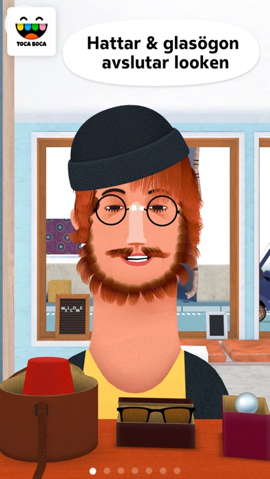 Screenshot for Toca Hair Salon 2 in Sweden App Store