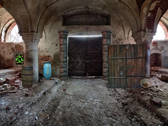 Escape Games Abandoned Barn-ipad-1