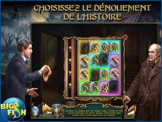 Screenshot #6 pour Haunted Legends: Le Secret de la Vie - Un jeu d'objets cachés mystérieux (Full)