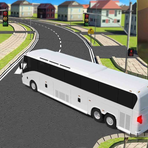Parking Bus Simulator : Best Simulation Game icon