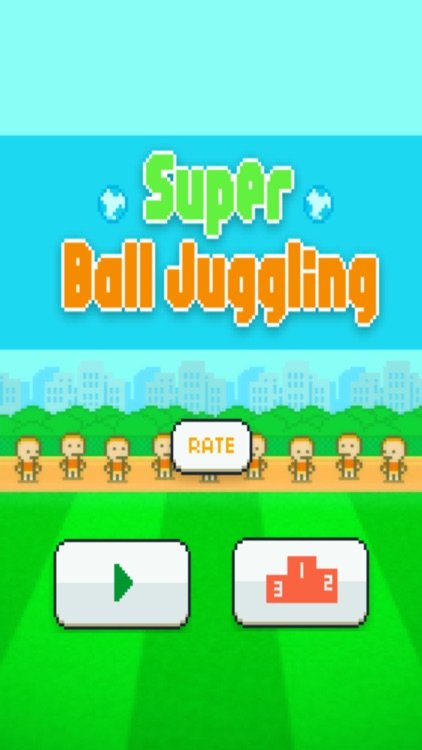 Super Ball Juggling Pro