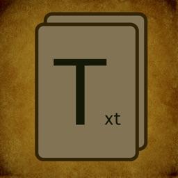 Efficient Text Reader