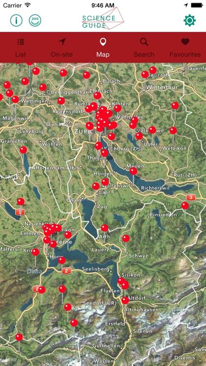 ScienceGuide – Explore science in Switzerland