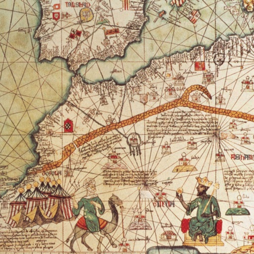 Ancient Orient Historical Maps