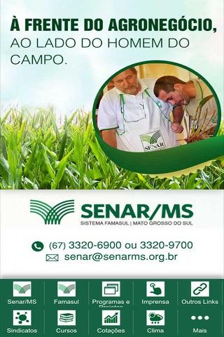 SENAR/MS - náhled