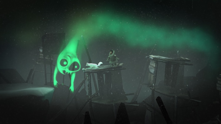 Never Alone: Ki Edition screenshot-0