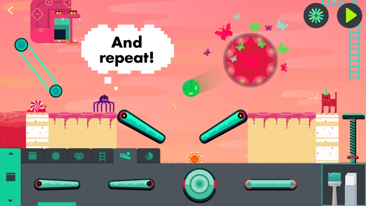 The Infinite Arcade by Tinybop screenshot-3